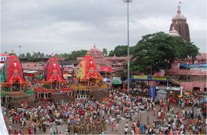 पुरी के जगन्नाथ मंदिर के अंदर 4 खण्ड हैं मौजूद !