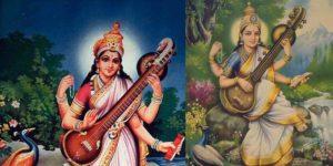 मां सरस्वती का नवरात्रि से ये है कनेक्शन