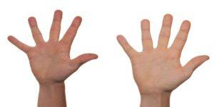 हाथों की हथेली पर एम निशान का क्या है राज़!