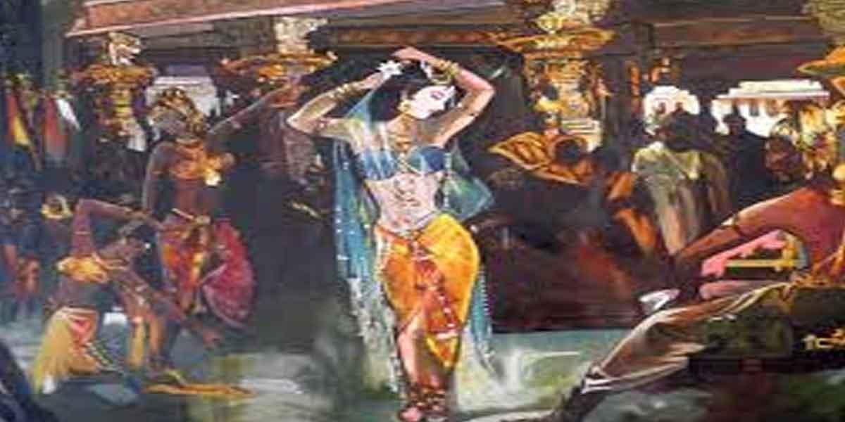 आम्रपाली की सुंदरता कैसे बन गई अभिशाप